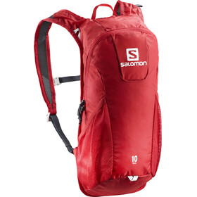 Salomon Trail 10 Backpack Barbados Cherry/Graphite